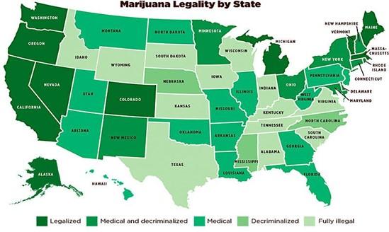 Is Texas Going To Decriminalize Marijuana
