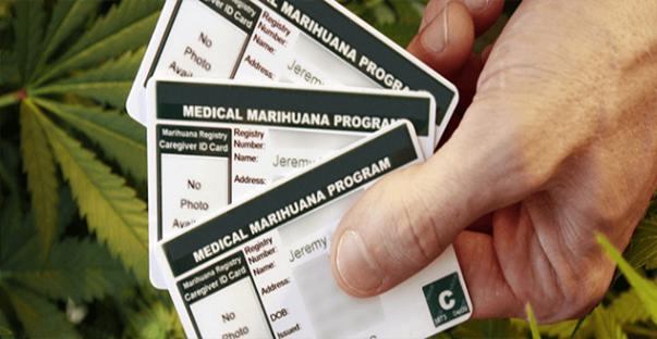 Medical Marijuana Card Fees