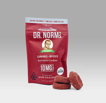 Red Velvet Cookies, Dr. Norms