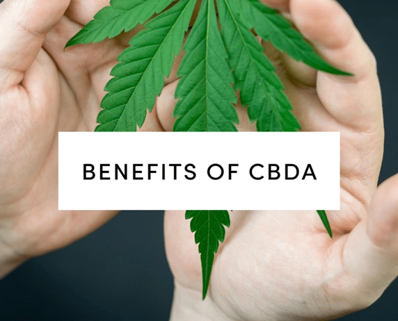 What are the Benefits of CBDA