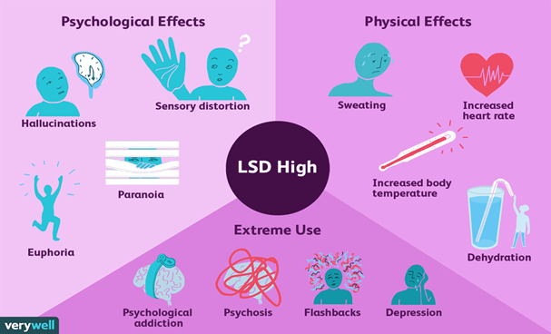 What are the Effects of LSD