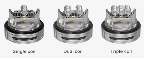sub-ohm coils