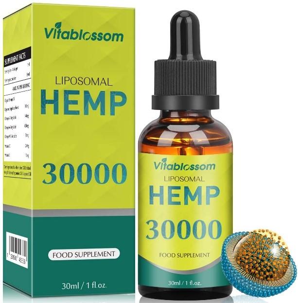 Liposomal Natural Oil Tincture